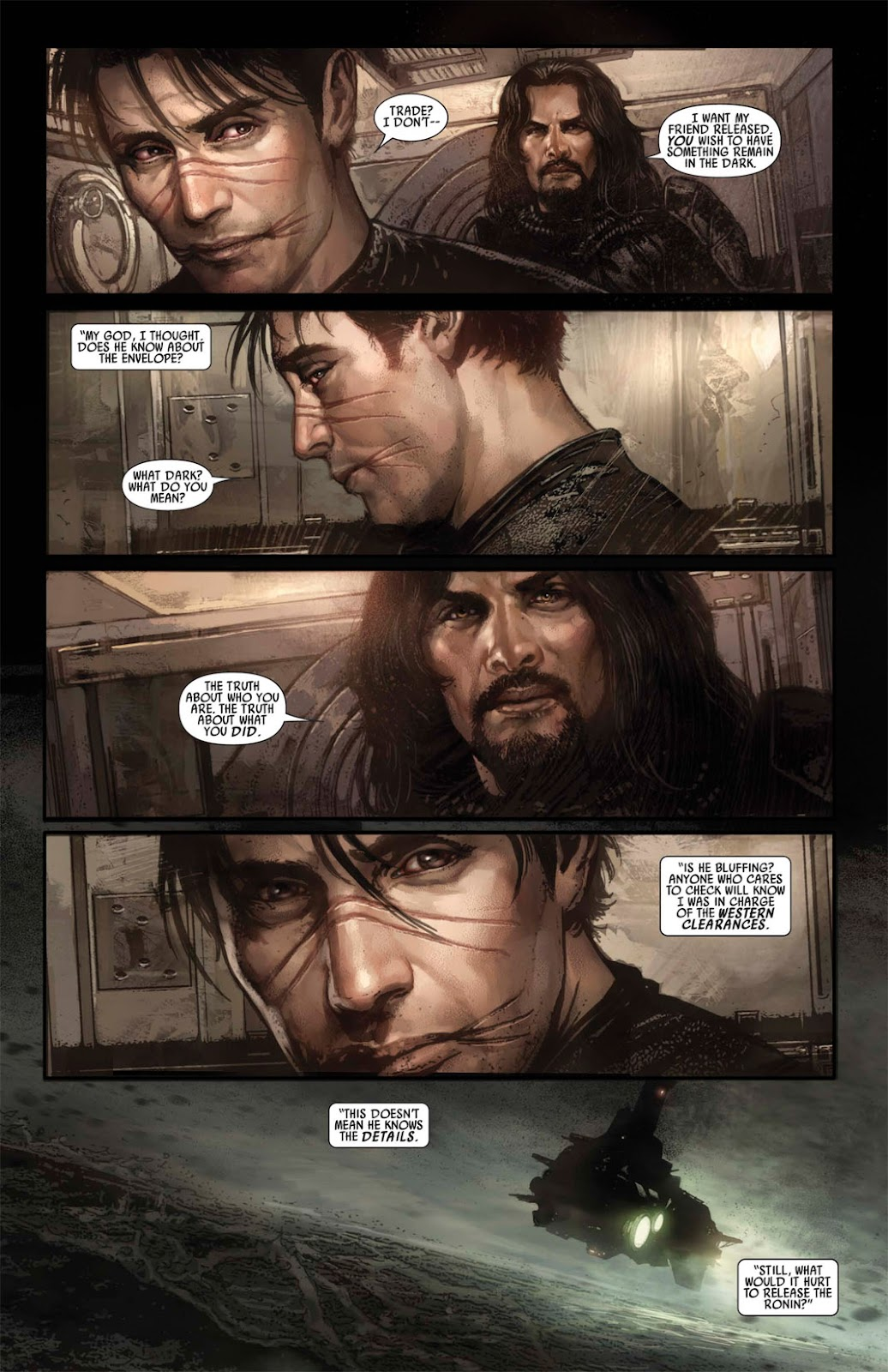 Read online After Dark comic -  Issue #2 - 12