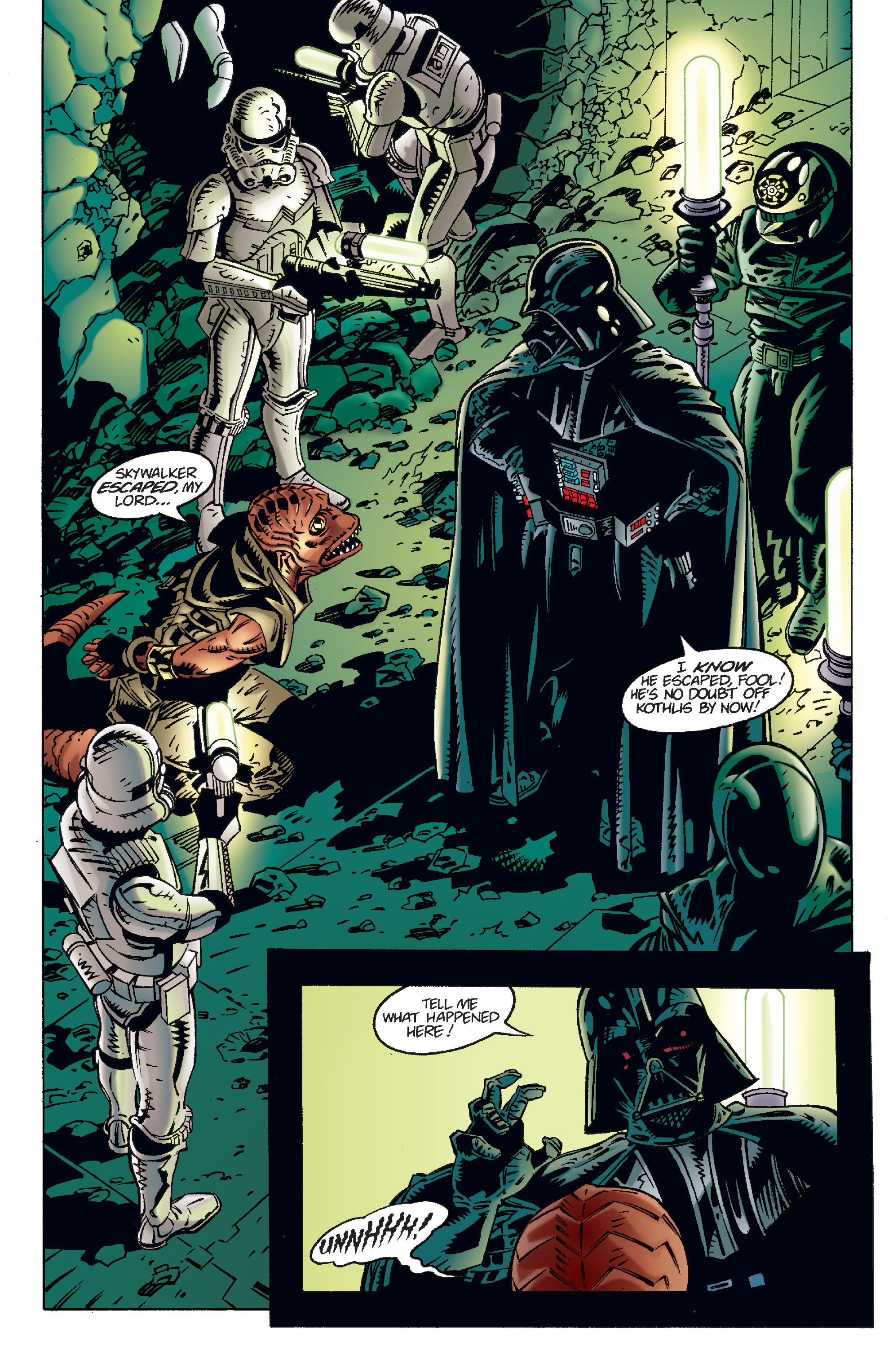 Read online Star Wars Omnibus comic -  Issue # Vol. 11 - 116