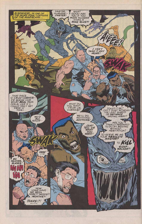Read online Sleepwalker comic -  Issue #19 - 11
