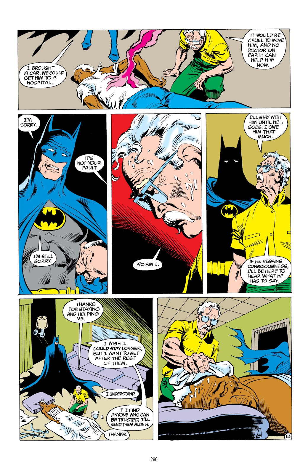 Read online Detective Comics (1937) comic -  Issue # _TPB Batman - The Dark Knight Detective 1 (Part 3) - 90