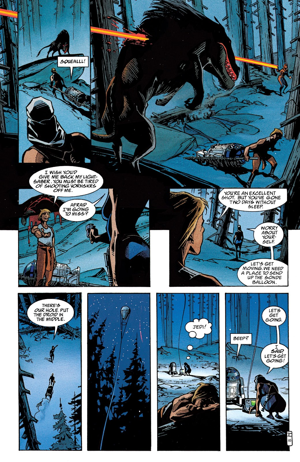 Read online Star Wars Legends: The New Republic - Epic Collection comic -  Issue # TPB 4 (Part 2) - 19
