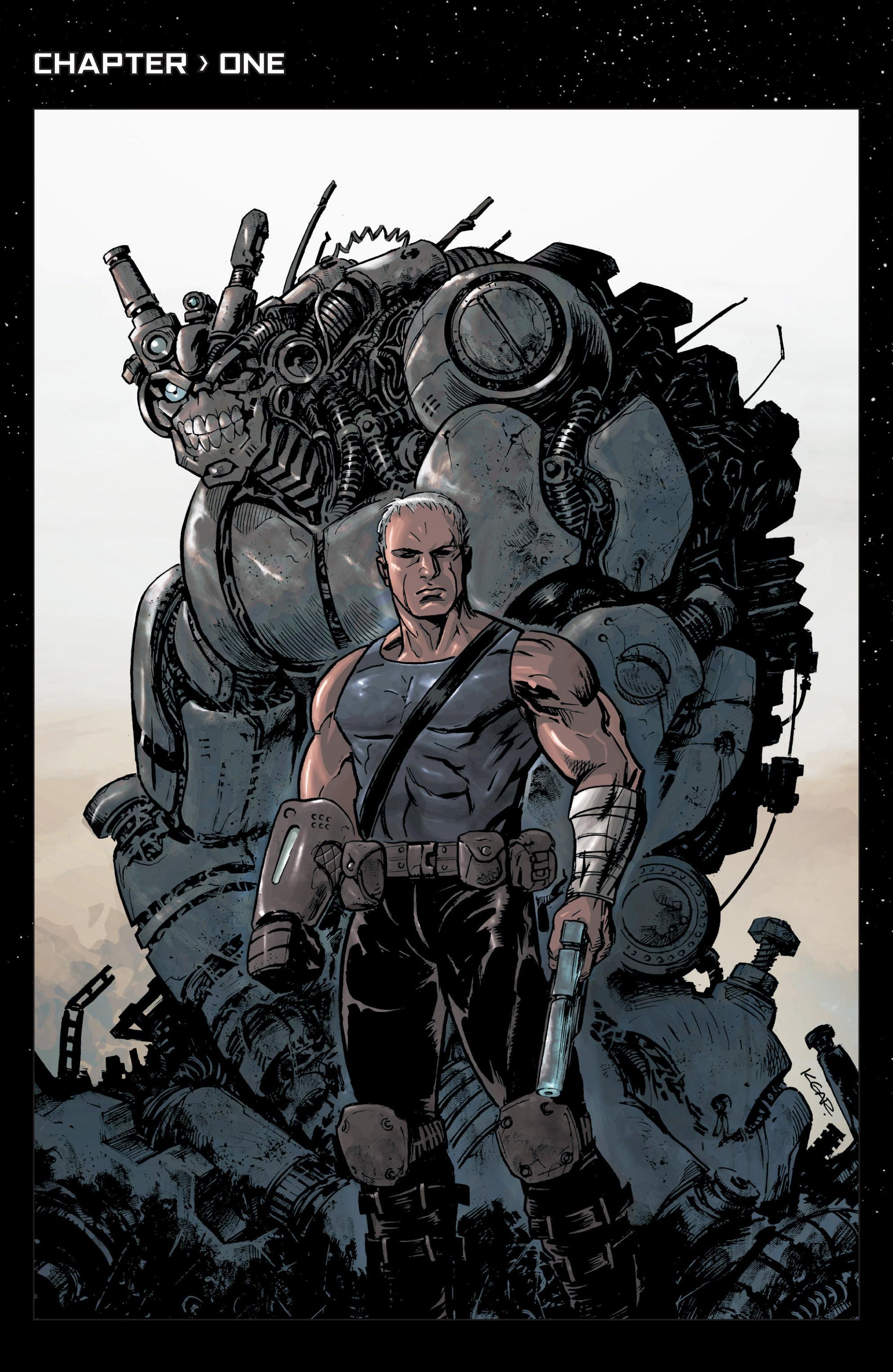 Read online Planetoid comic -  Issue # TPB - 6