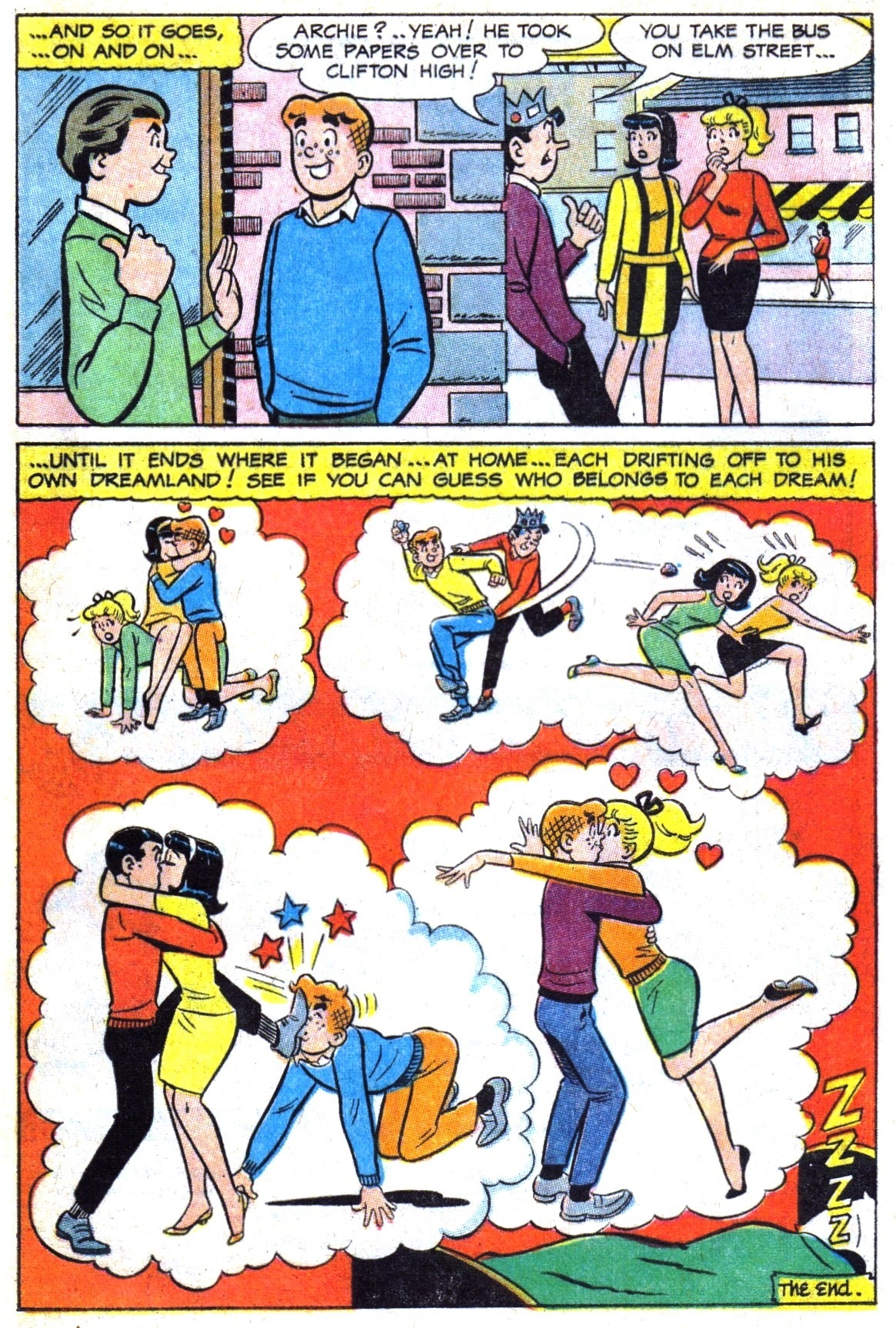 Read online Archie (1960) comic -  Issue #173 - 33