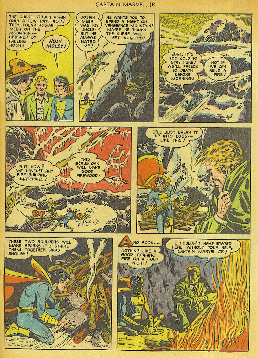 Captain Marvel, Jr. issue 96 - Page 45
