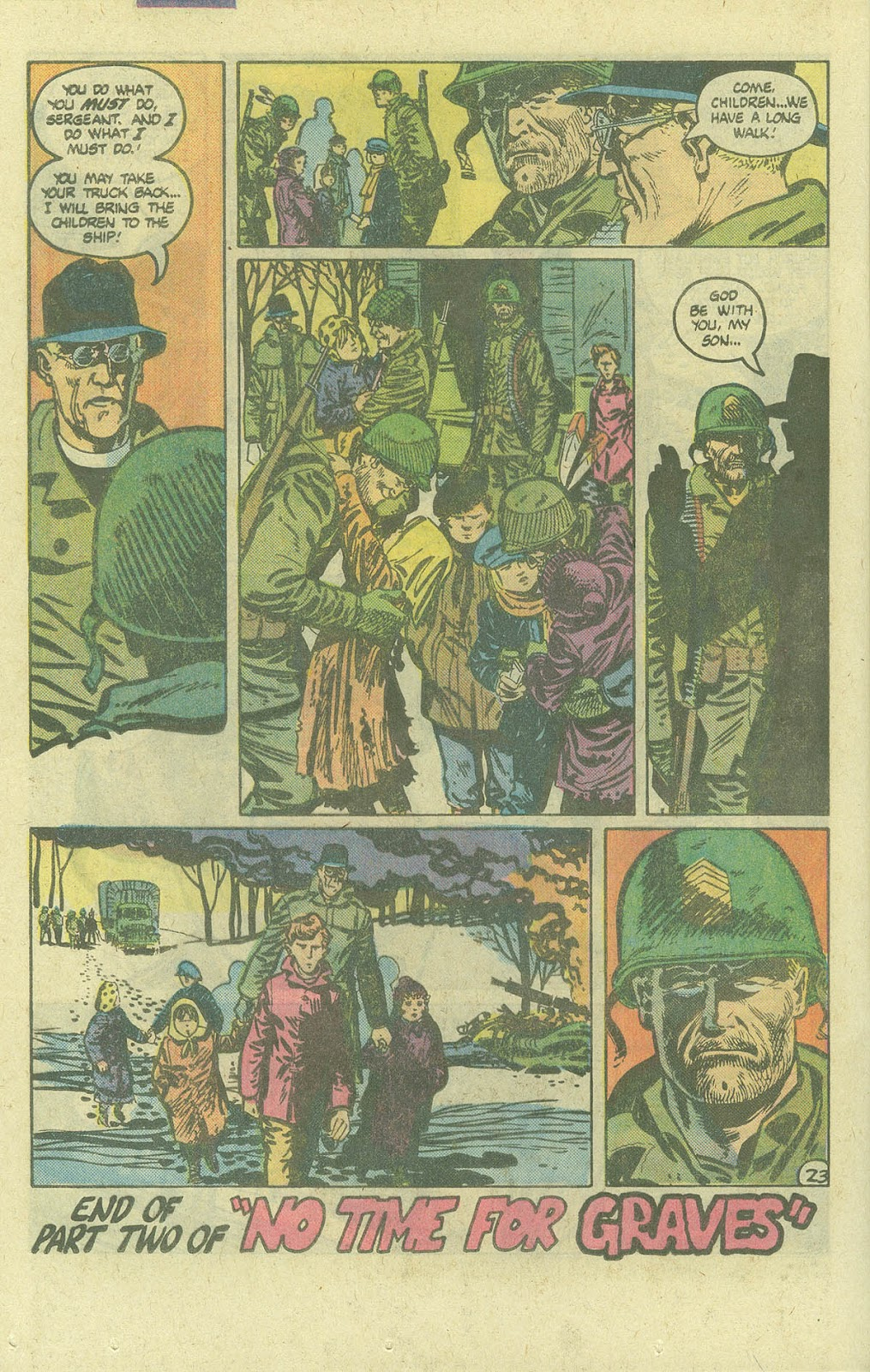 Sgt. Rock issue Annual 3 - Page 27