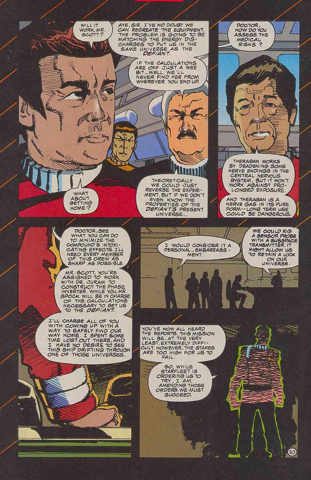 Read online Star Trek (1989) comic -  Issue # _Special 2 - 14
