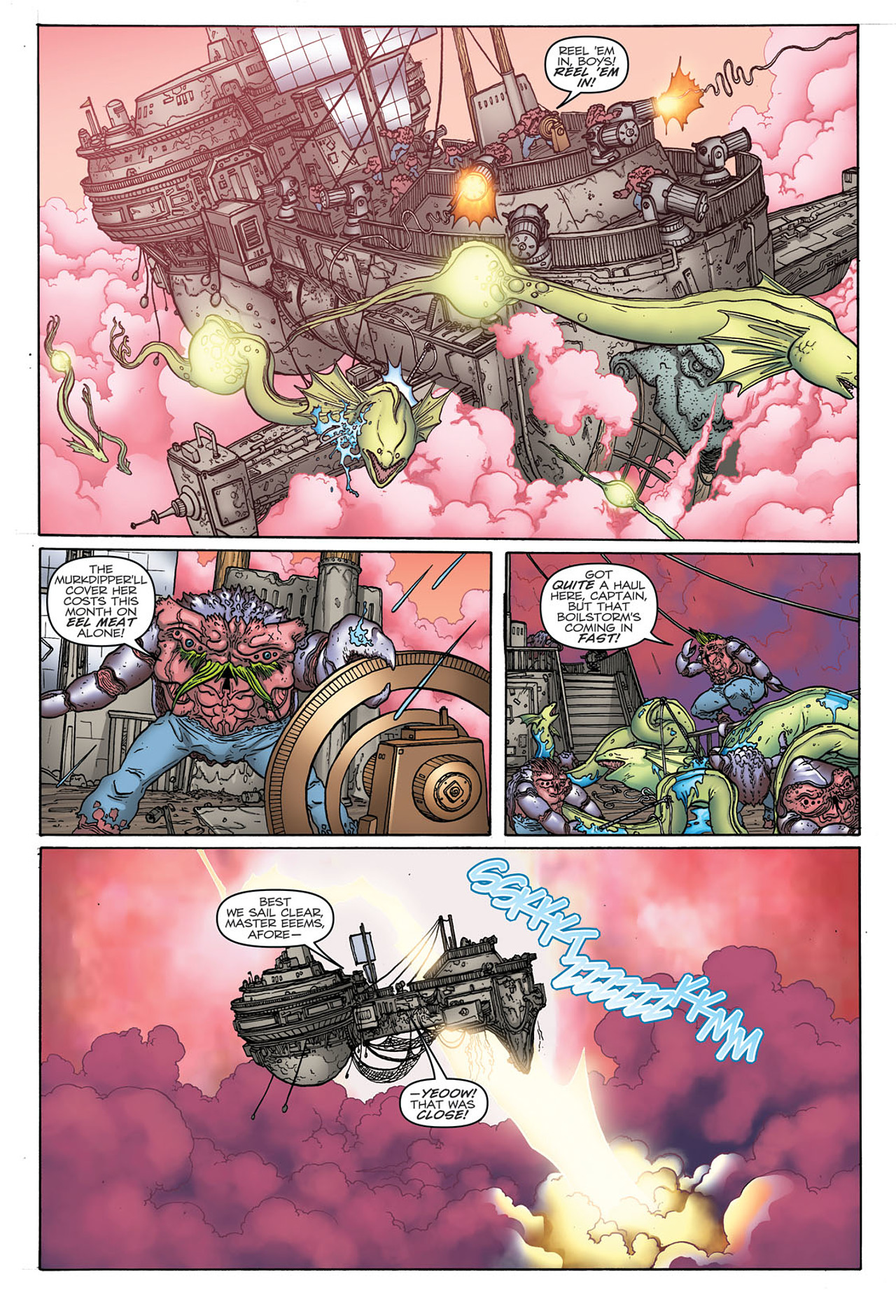 Read online Transformers: Heart of Darkness comic -  Issue #3 - 6