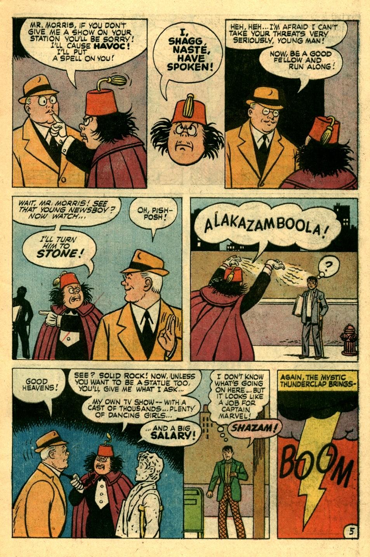 Read online Shazam! (1973) comic -  Issue #3 - 6