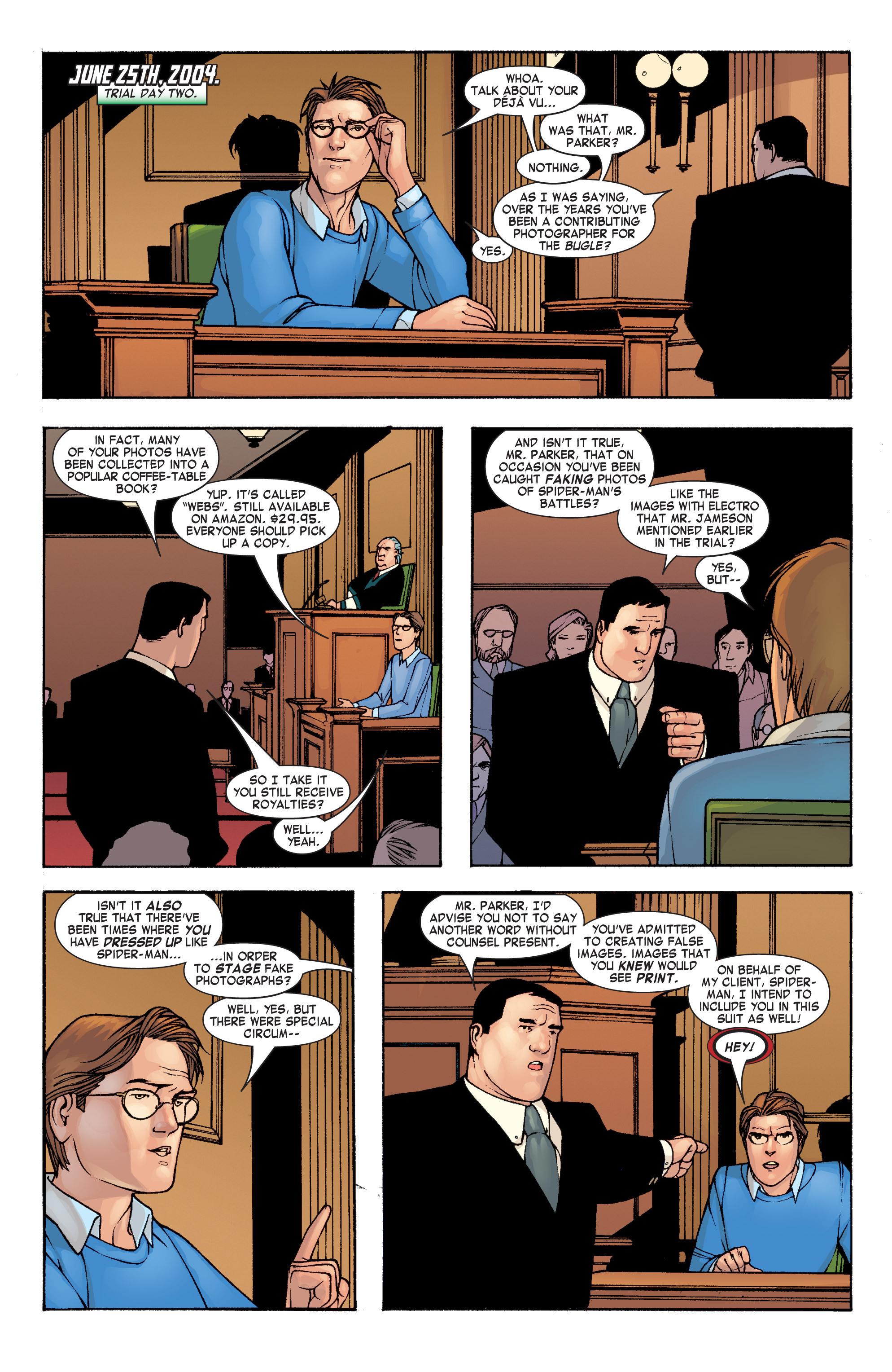 Read online She-Hulk (2004) comic -  Issue #4 - 21
