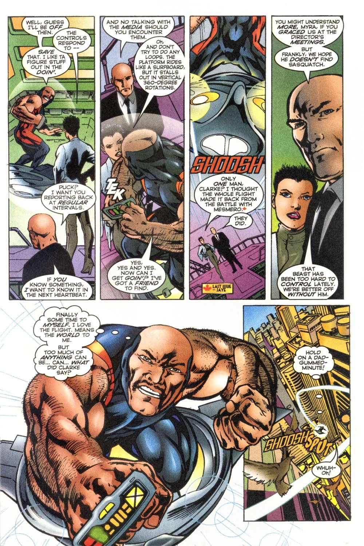 Read online Alpha Flight (1997) comic -  Issue #6 - 10