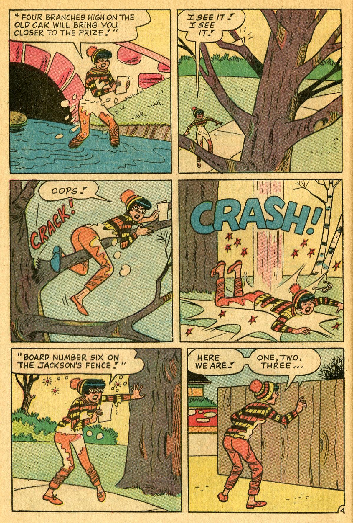 Read online She's Josie comic -  Issue #25 - 32