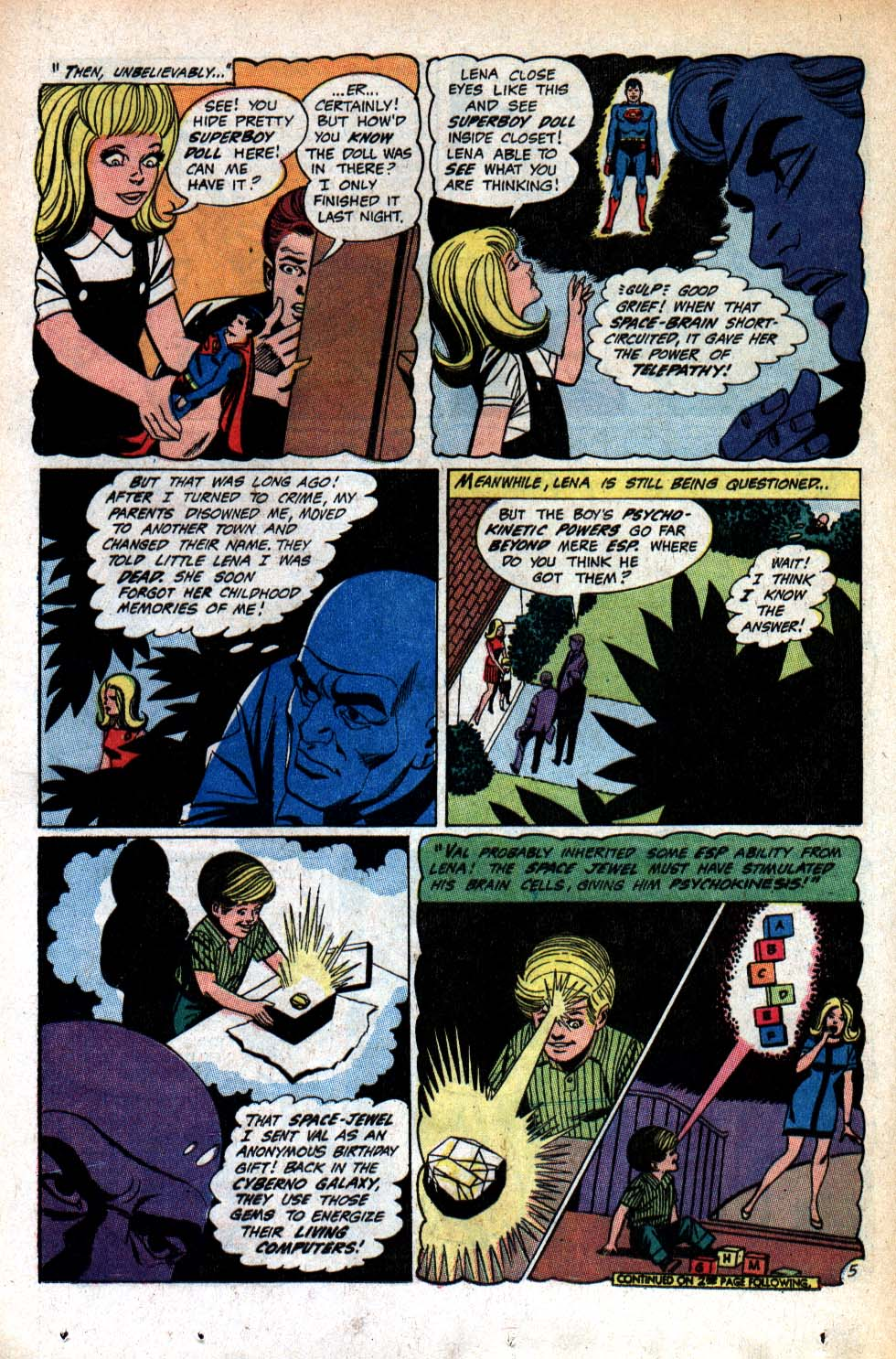 Read online Adventure Comics (1938) comic -  Issue #387 - 24