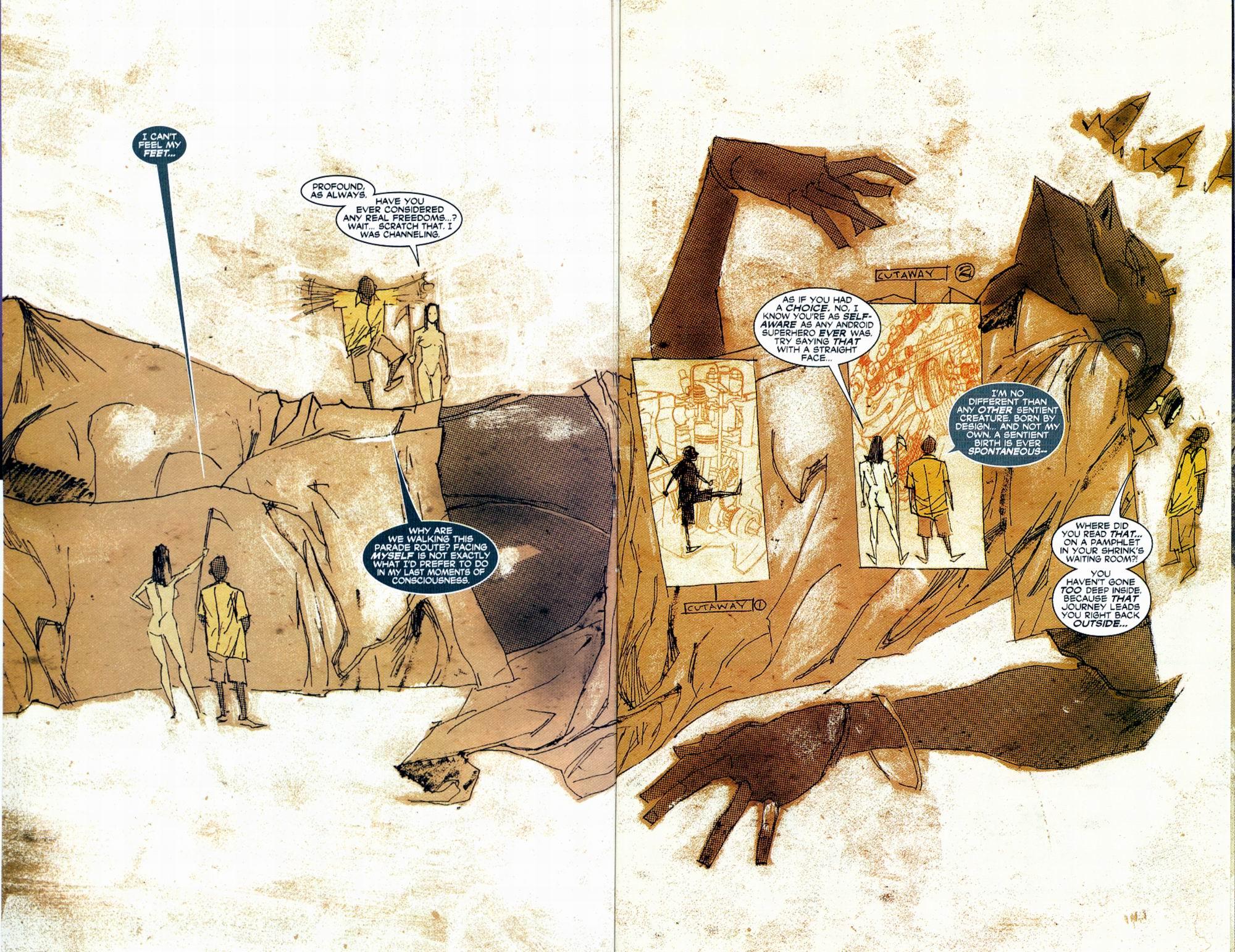 Read online Automatic Kafka comic -  Issue #1 - 14