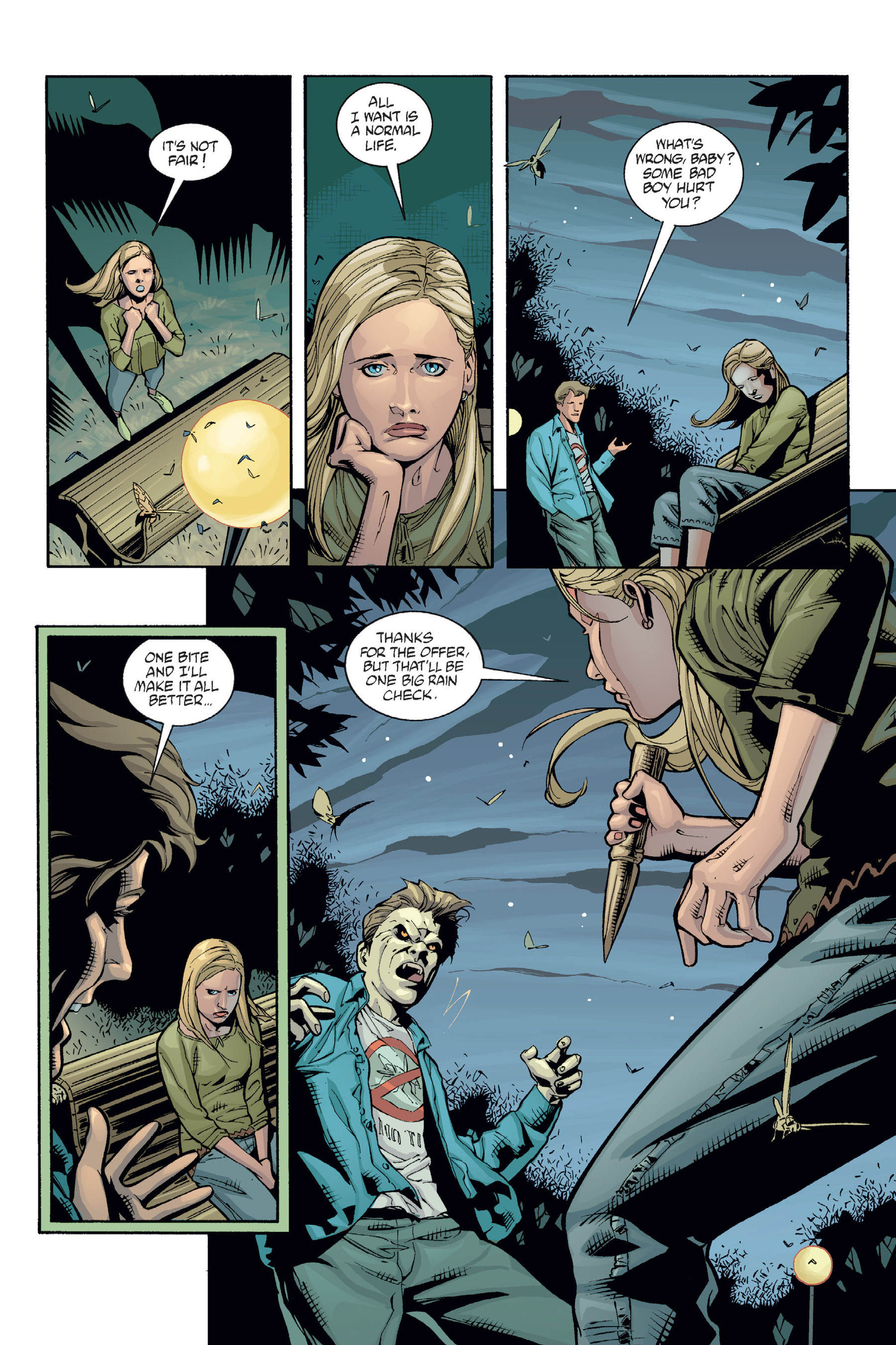 Read online Buffy the Vampire Slayer: Omnibus comic -  Issue # TPB 6 - 218