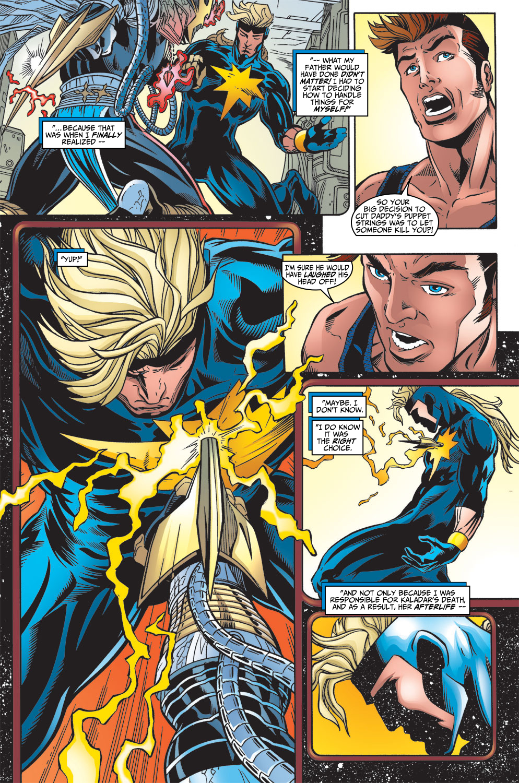 Captain Marvel (1999) Issue #14 #15 - English 19
