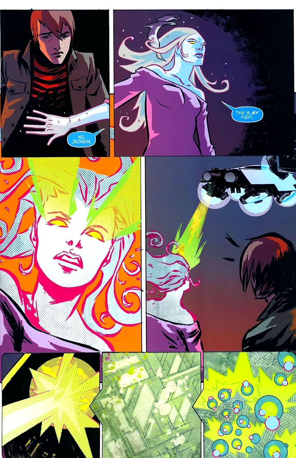 Read online Amazing Fantasy (2004) comic -  Issue #15 - 46