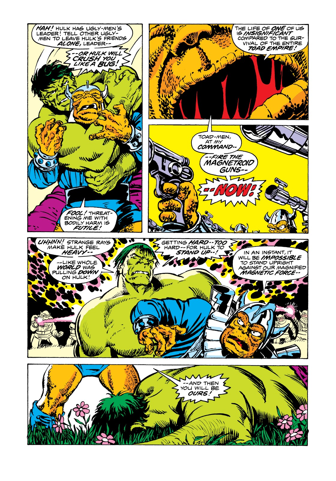 Read online Marvel Masterworks: The Incredible Hulk comic -  Issue # TPB 11 (Part 2) - 37