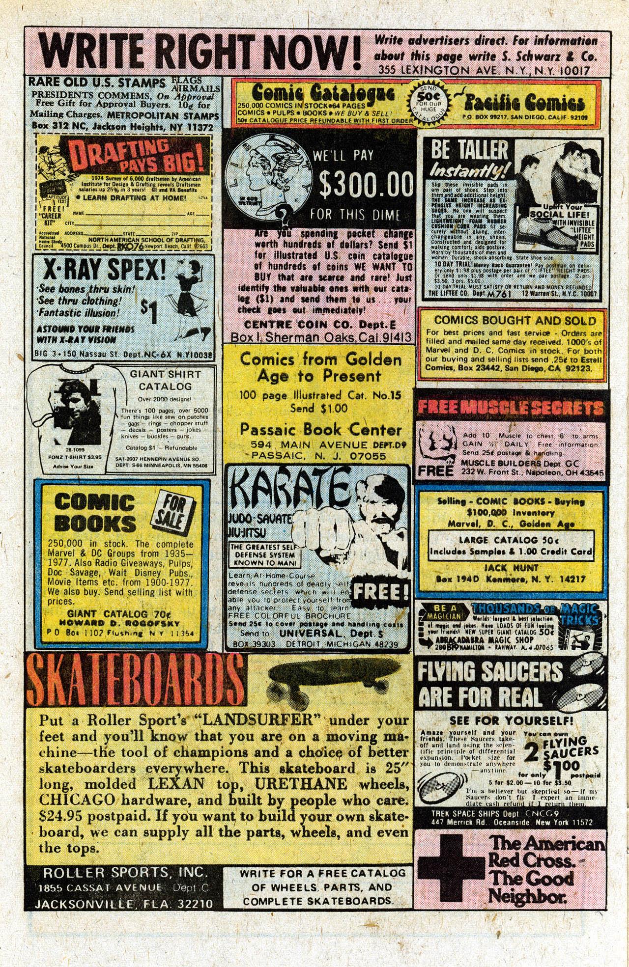 Read online Secret Society of Super-Villains comic -  Issue #3 - 23