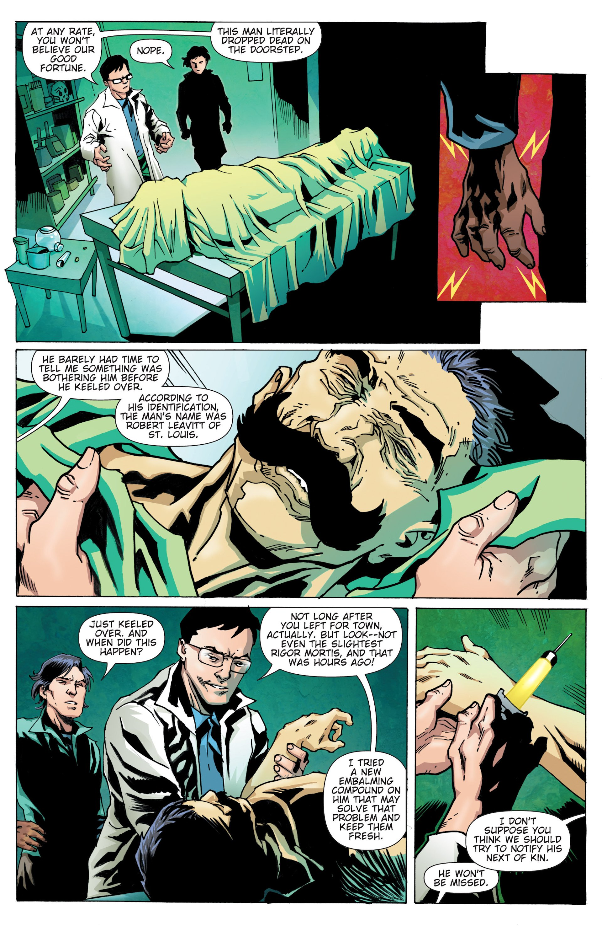 Read online Army of Darkness/Reanimator comic -  Issue #Army of Darkness/Reanimator Full - 20