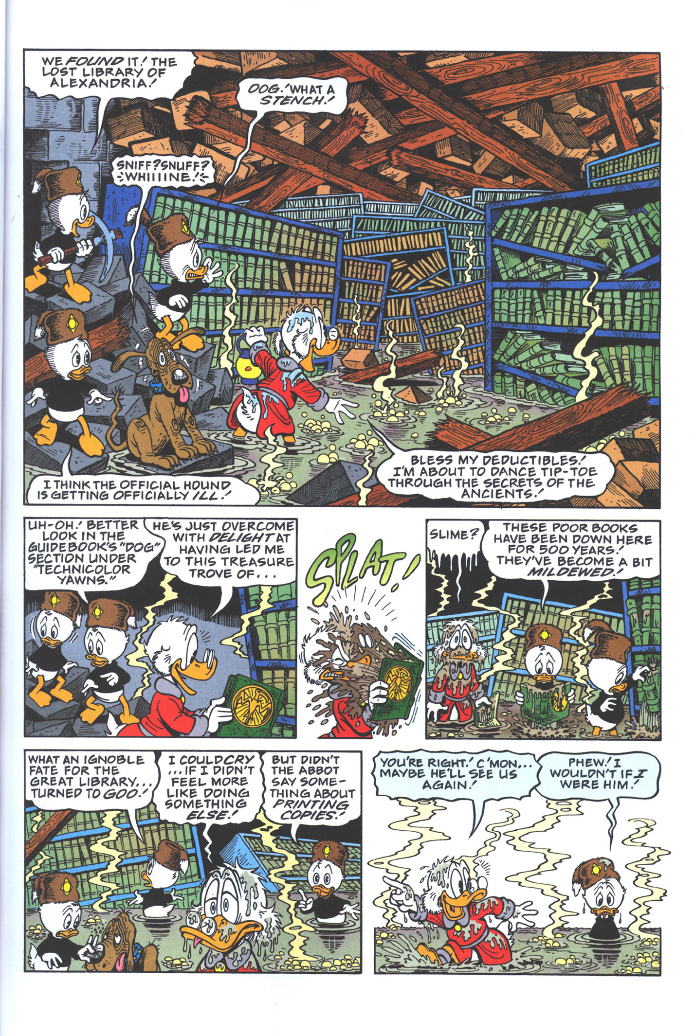 Read online Uncle Scrooge (1953) comic -  Issue #383 - 19