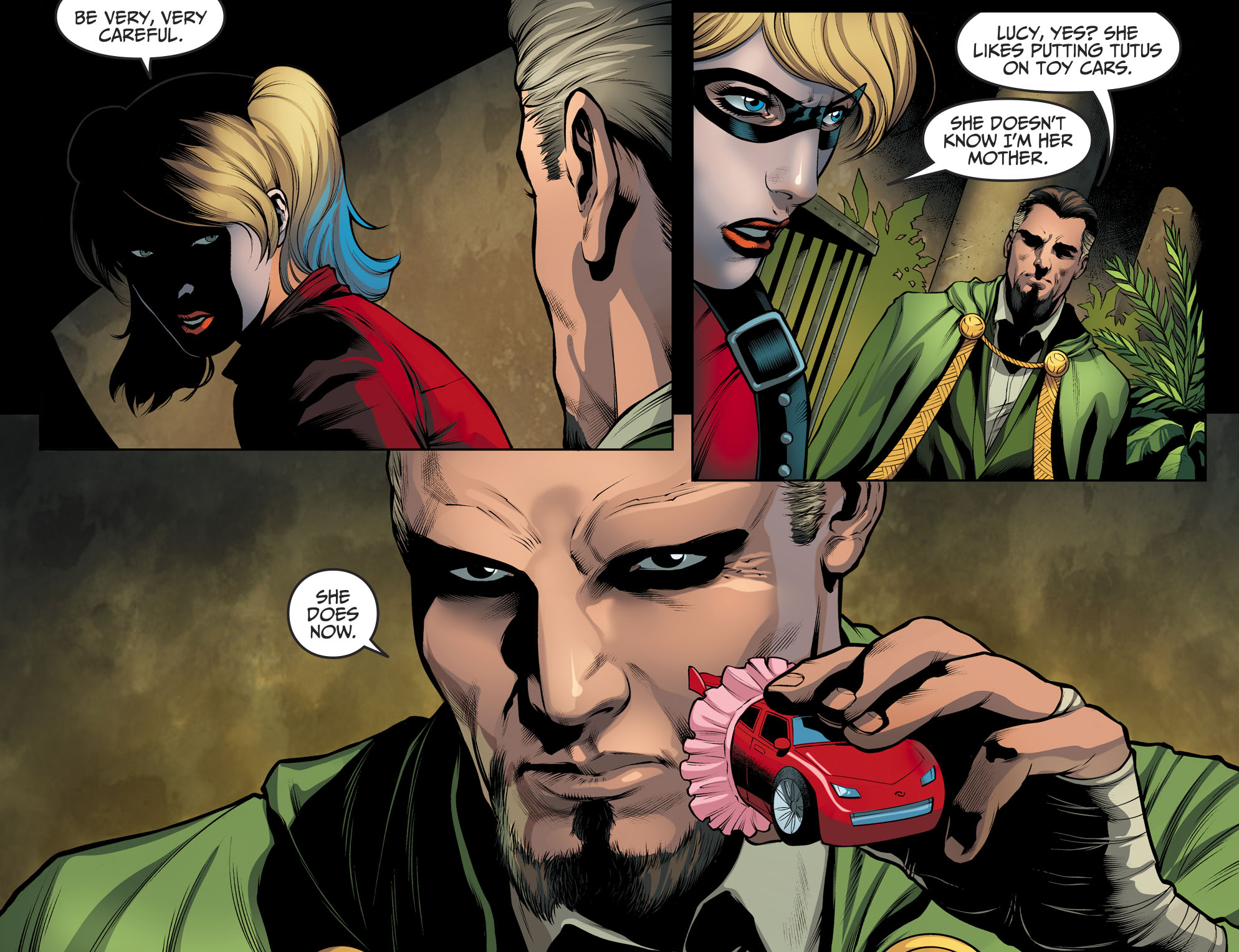 Read online Injustice 2 comic -  Issue #7 - 9
