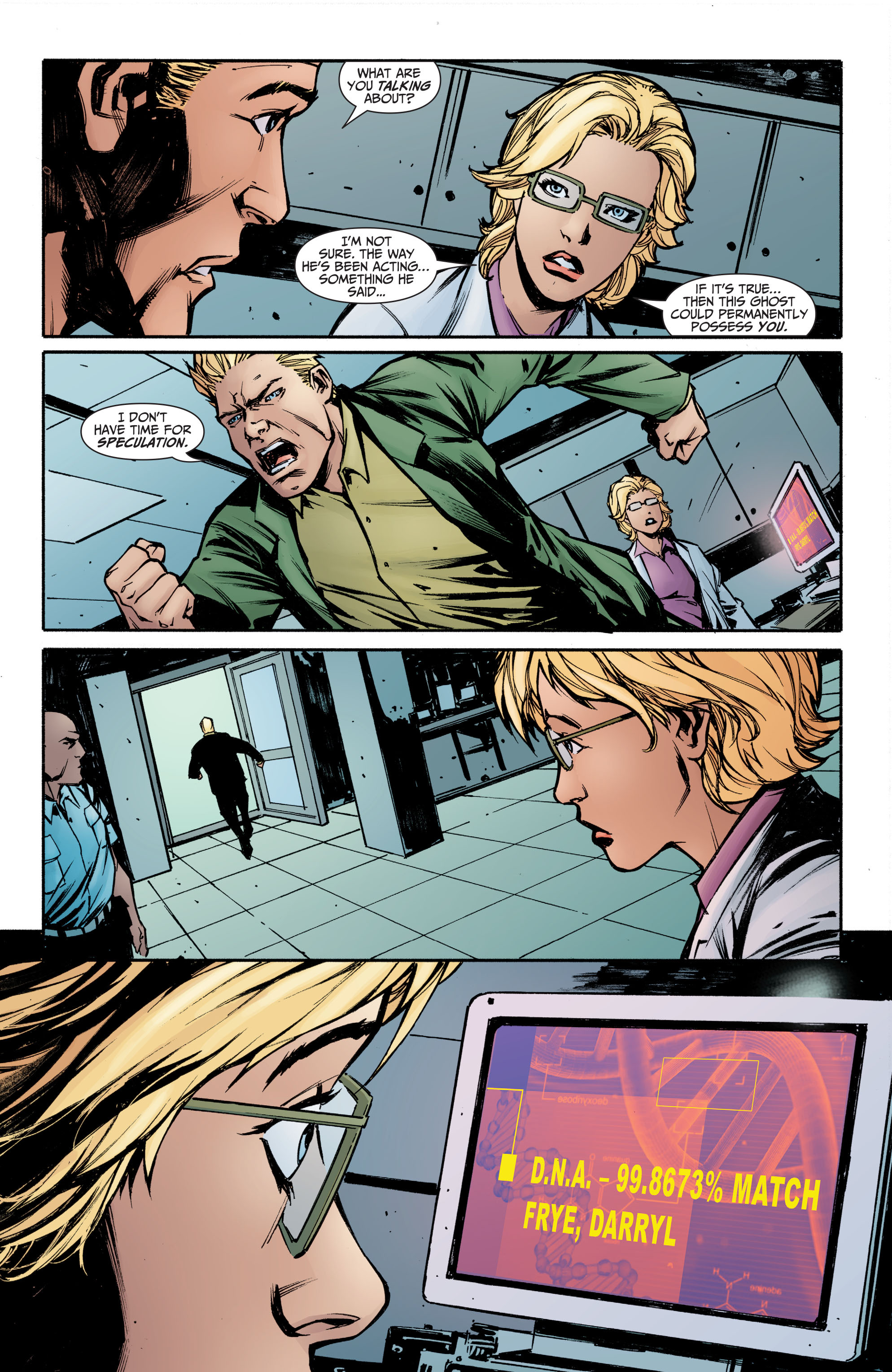 Read online The Flash (2011) comic -  Issue # _TPB 5 - 113