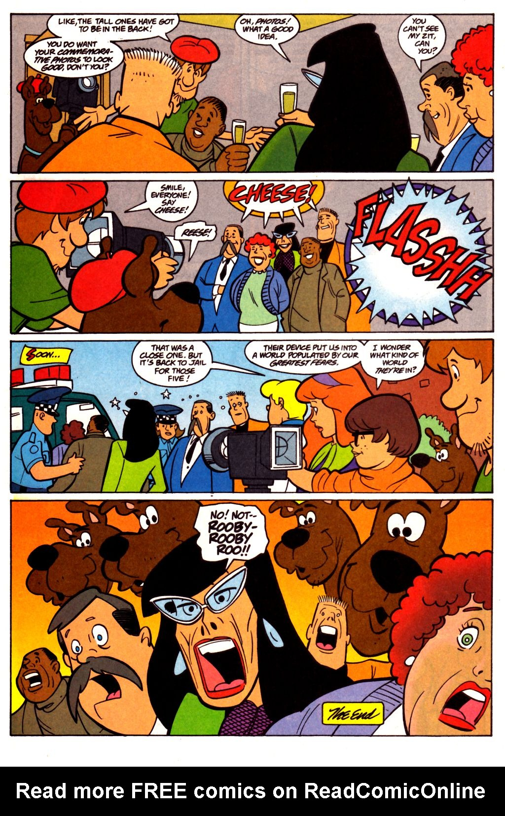 Read online Scooby-Doo (1997) comic -  Issue #21 - 23