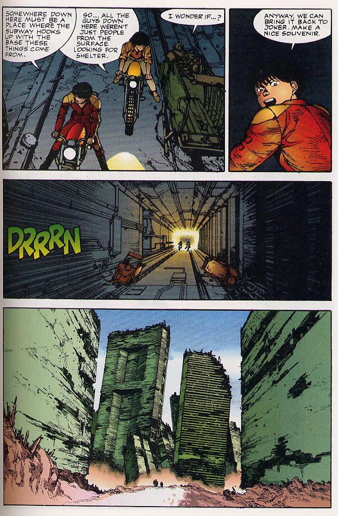 Read online Akira comic -  Issue #25 - 40
