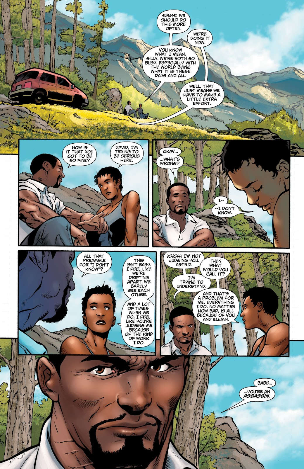 Read online Noble comic -  Issue #15 - 3