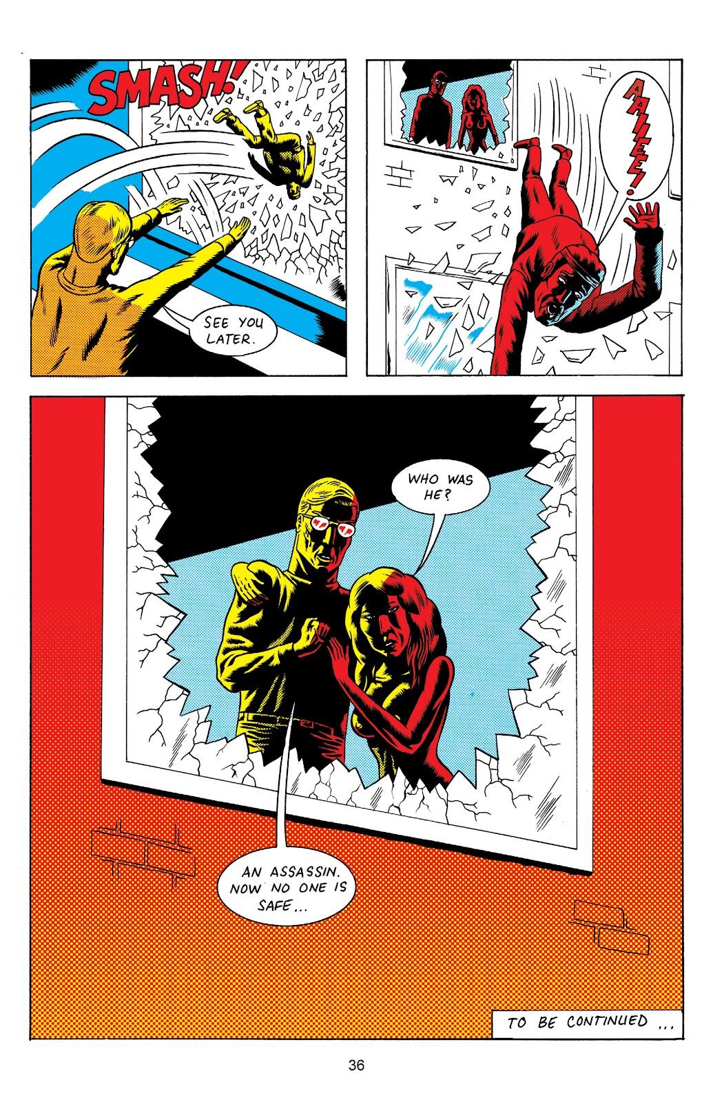 Read online Terror Assaulter: O.M.W.O.T (One Man War On Terror) comic -  Issue # TPB - 37