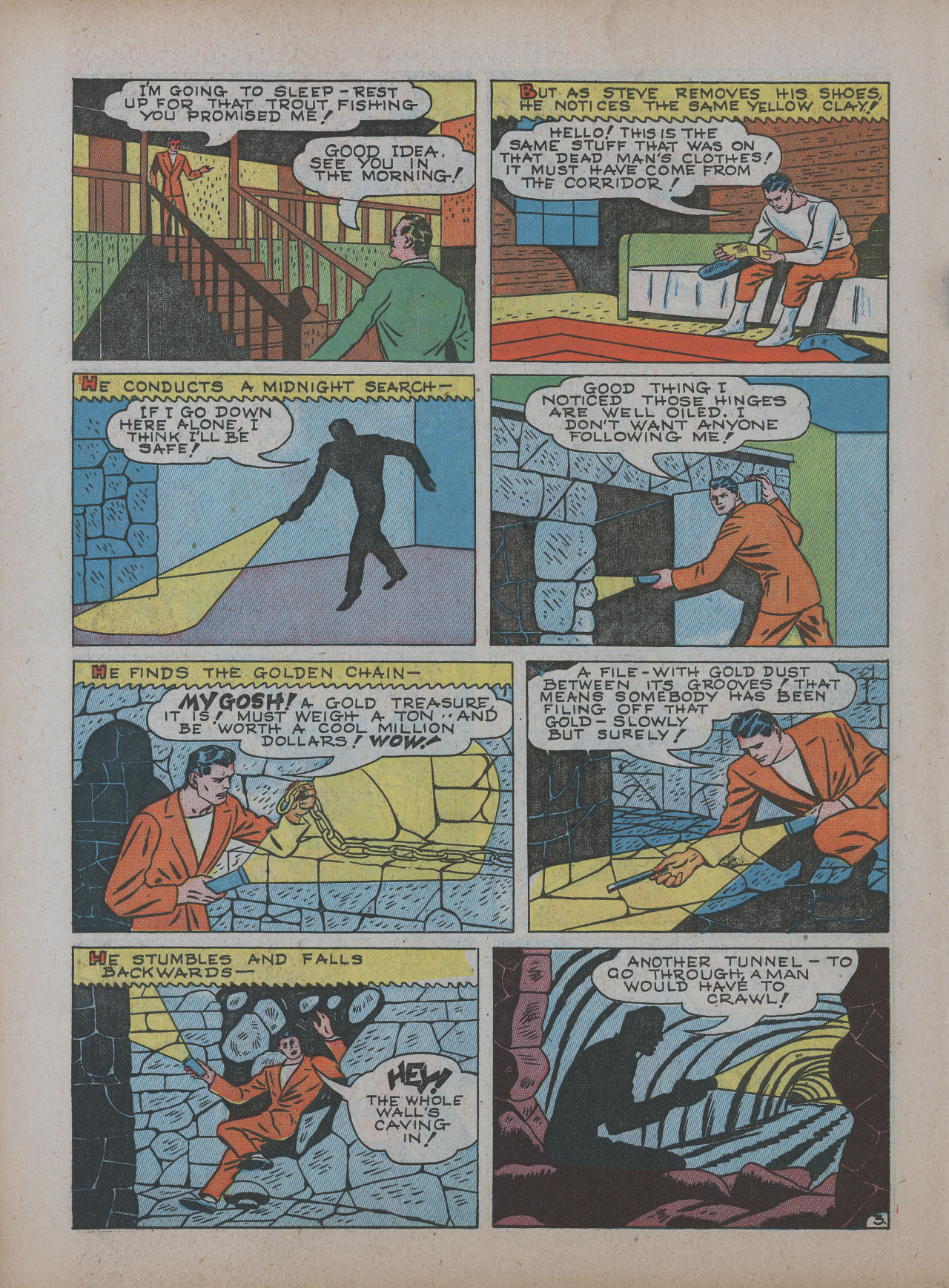 Read online Detective Comics (1937) comic -  Issue #48 - 46