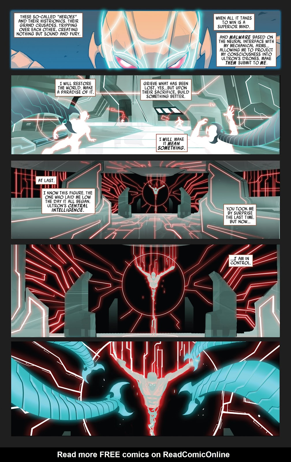 Read online Age of Ultron Companion comic -  Issue # TPB (Part 1) - 83