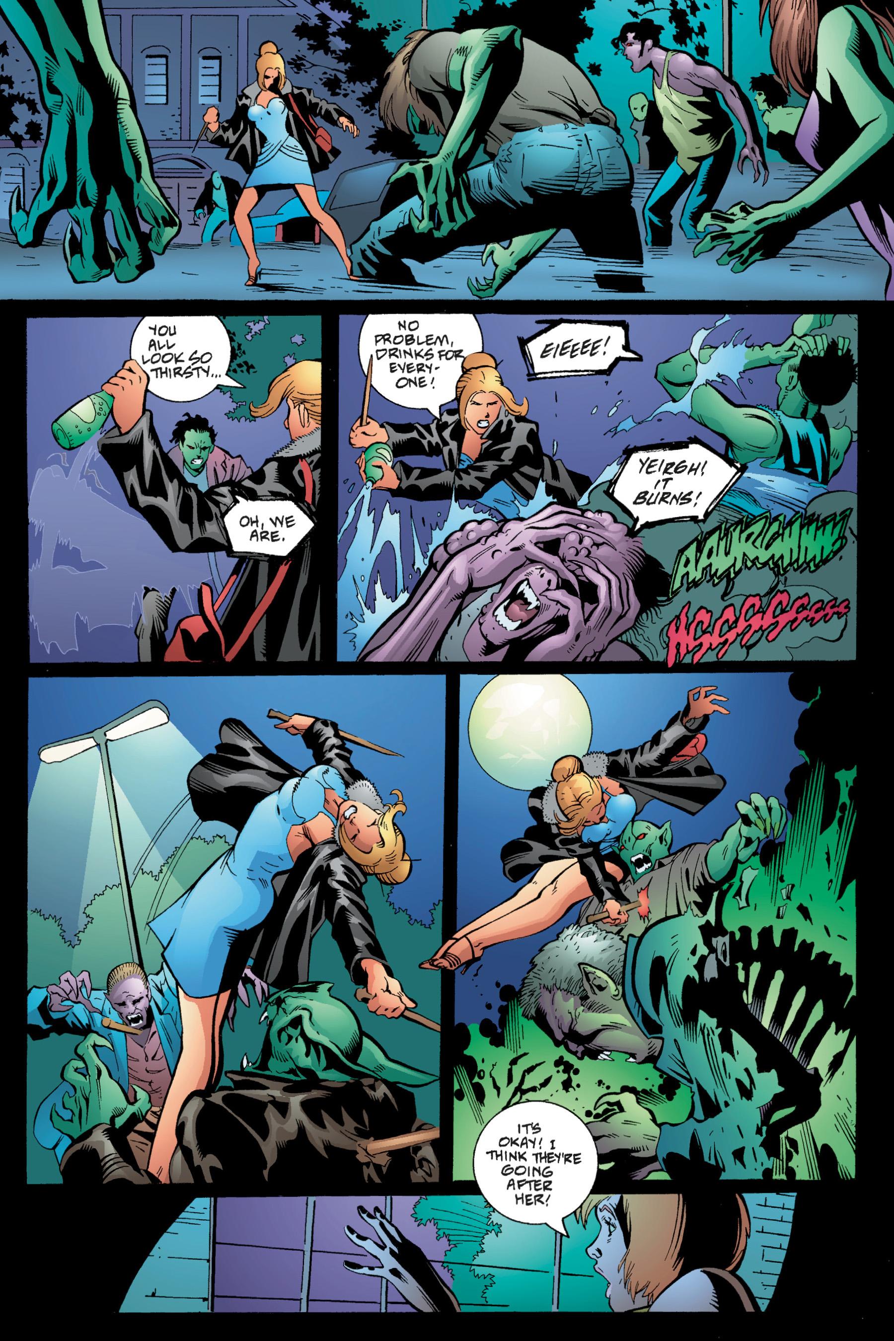 Read online Buffy the Vampire Slayer: Omnibus comic -  Issue # TPB 1 - 90