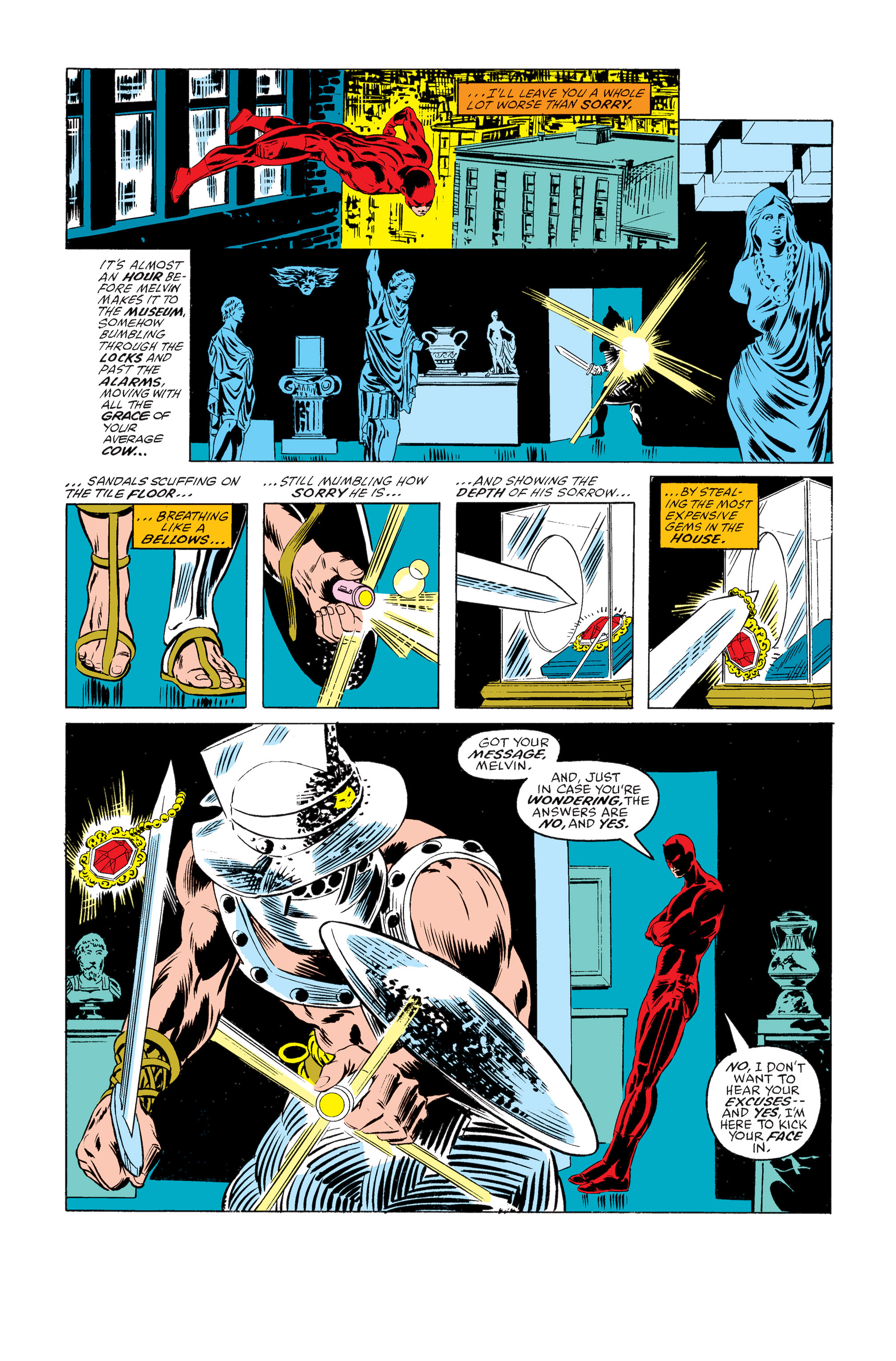 Read online Daredevil: Born Again comic -  Issue # Full - 19