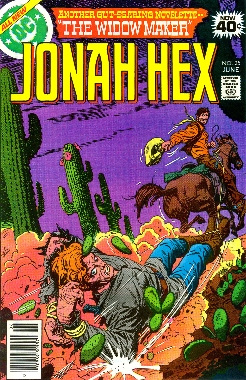 Jonah Hex (1977) 25 Page 1