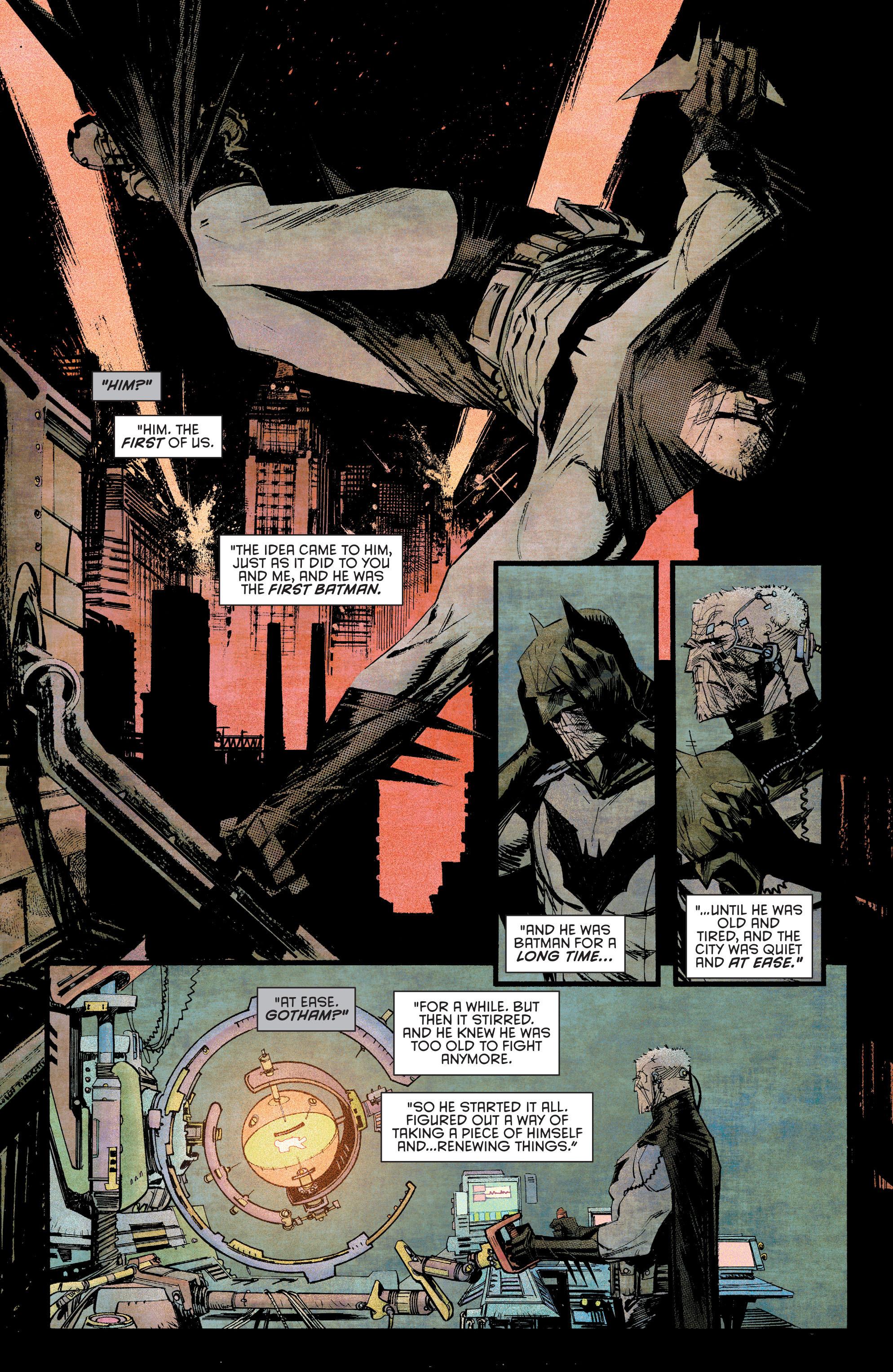 Read online Batman (2011) comic -  Issue # _TPB 9 - 146