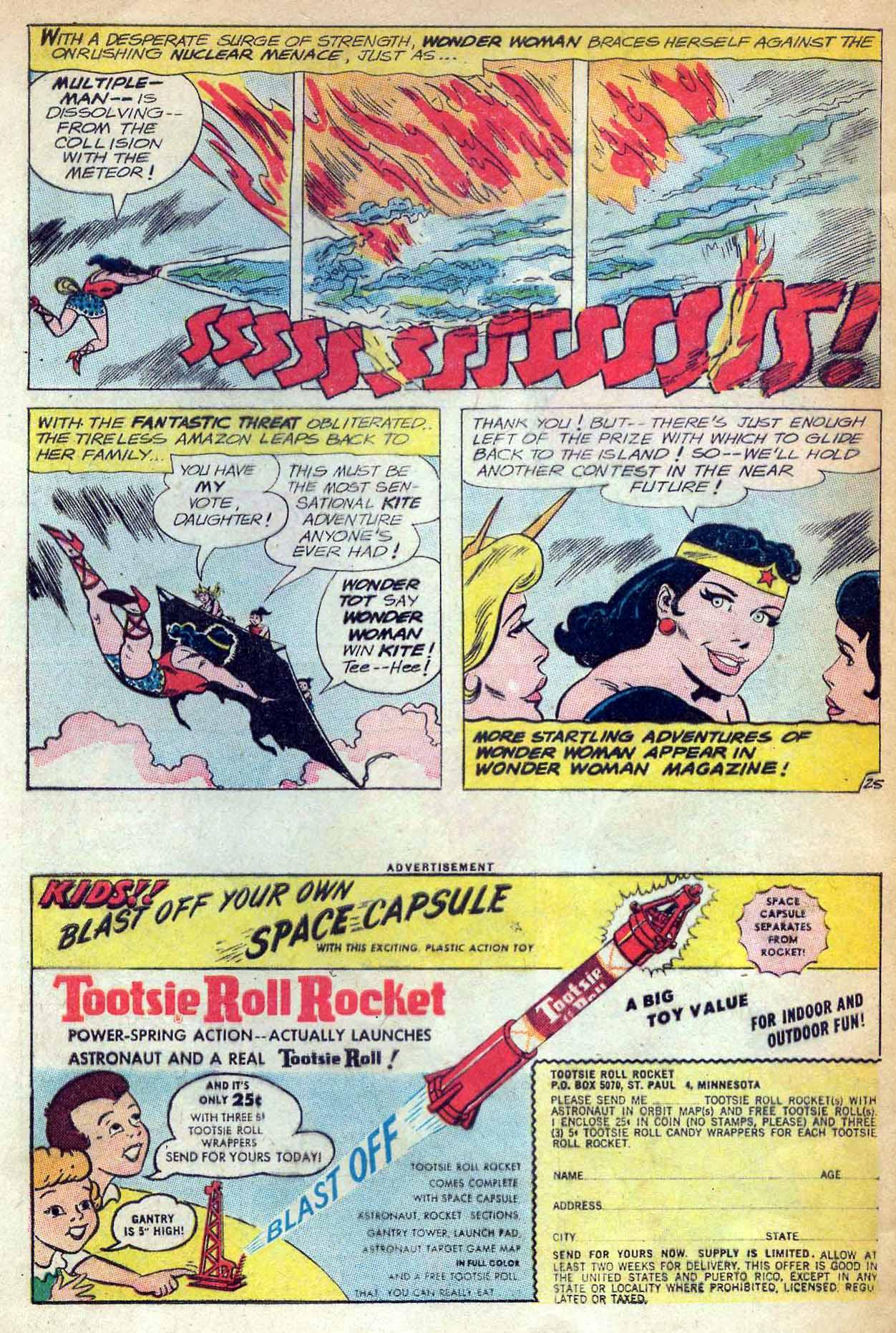 Read online Wonder Woman (1942) comic -  Issue #138 - 32