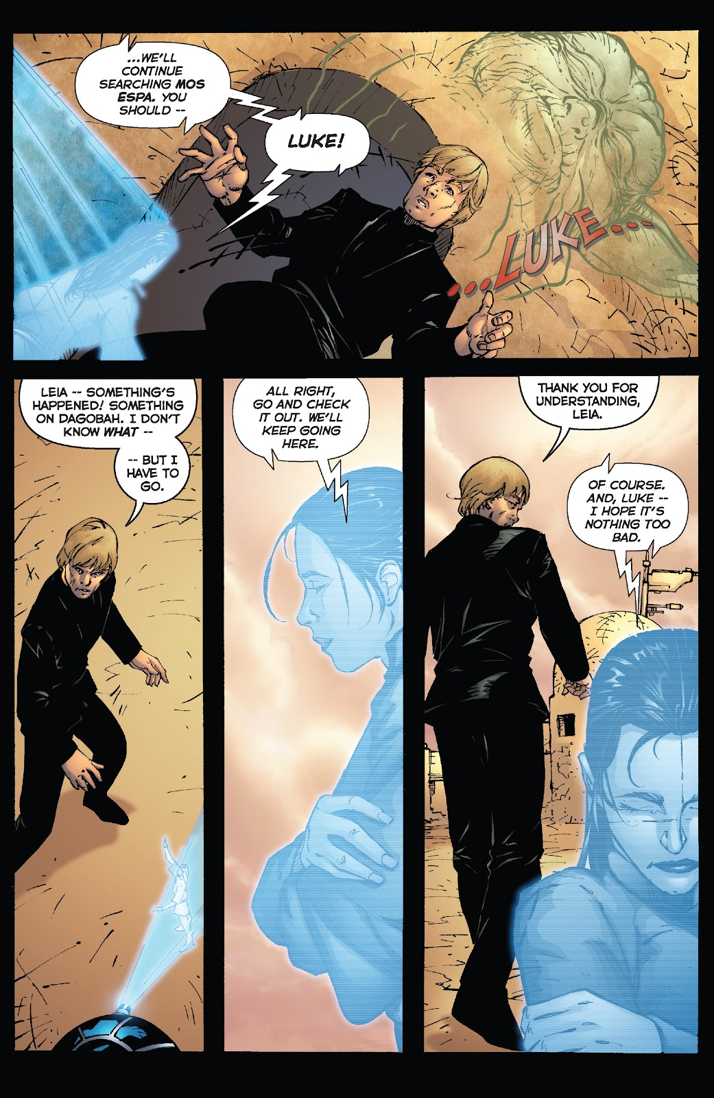 Read online Star Wars Legends: Infinities - Epic Collection comic -  Issue # TPB (Part 3) - 17