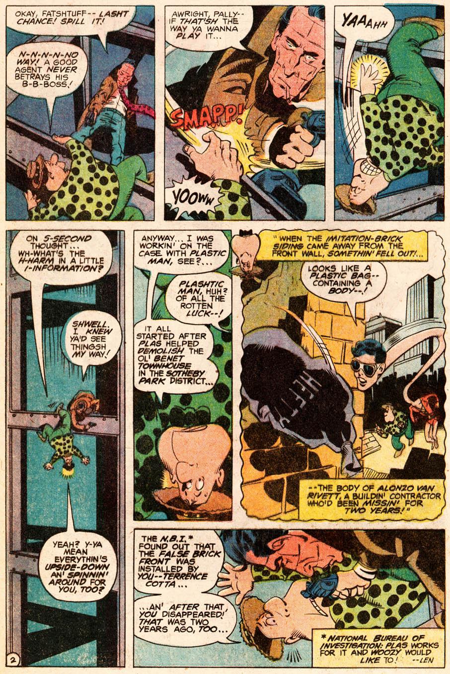 Read online Adventure Comics (1938) comic -  Issue #471 - 3