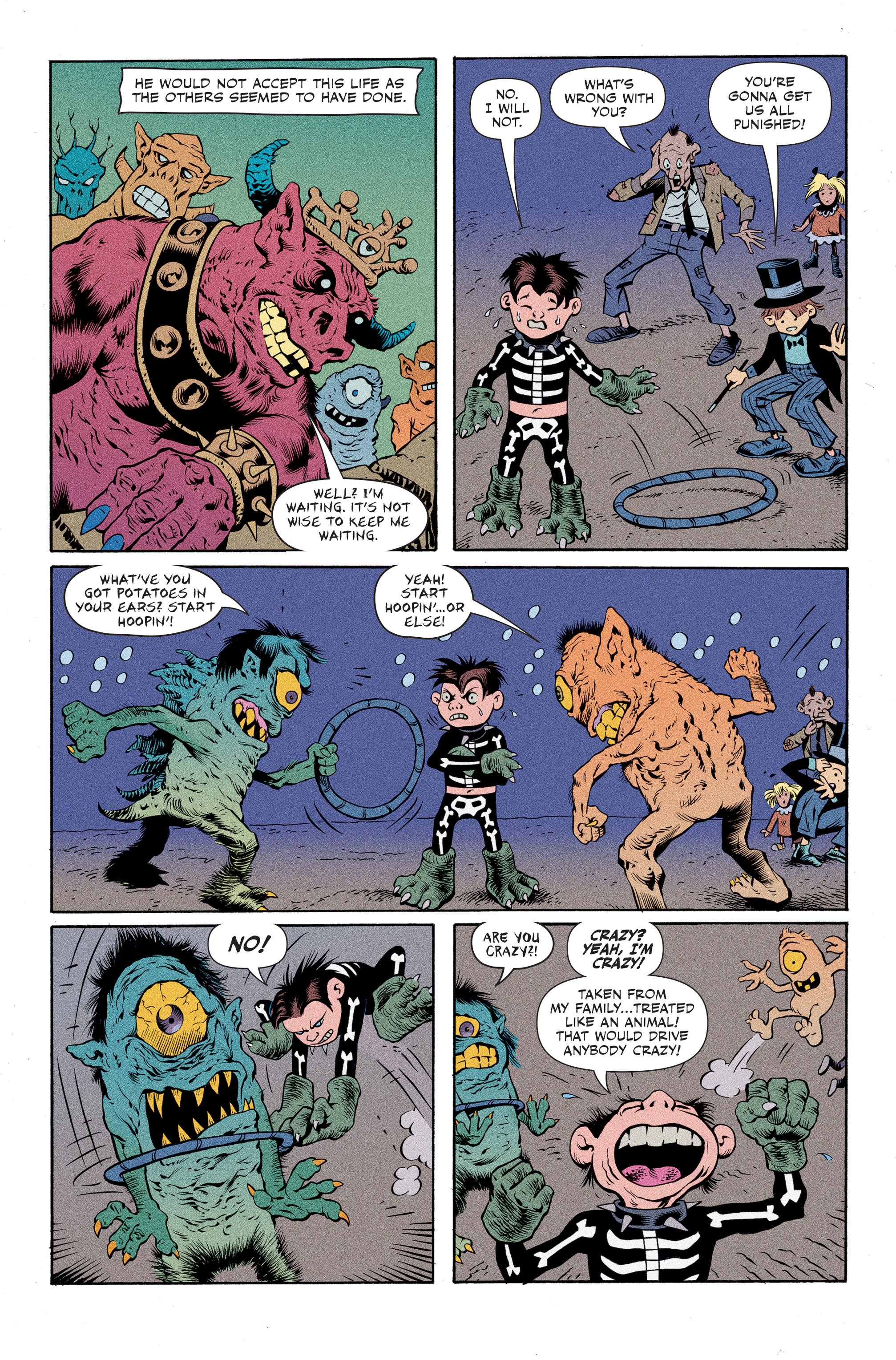 Read online Spook House comic -  Issue #5 - 20