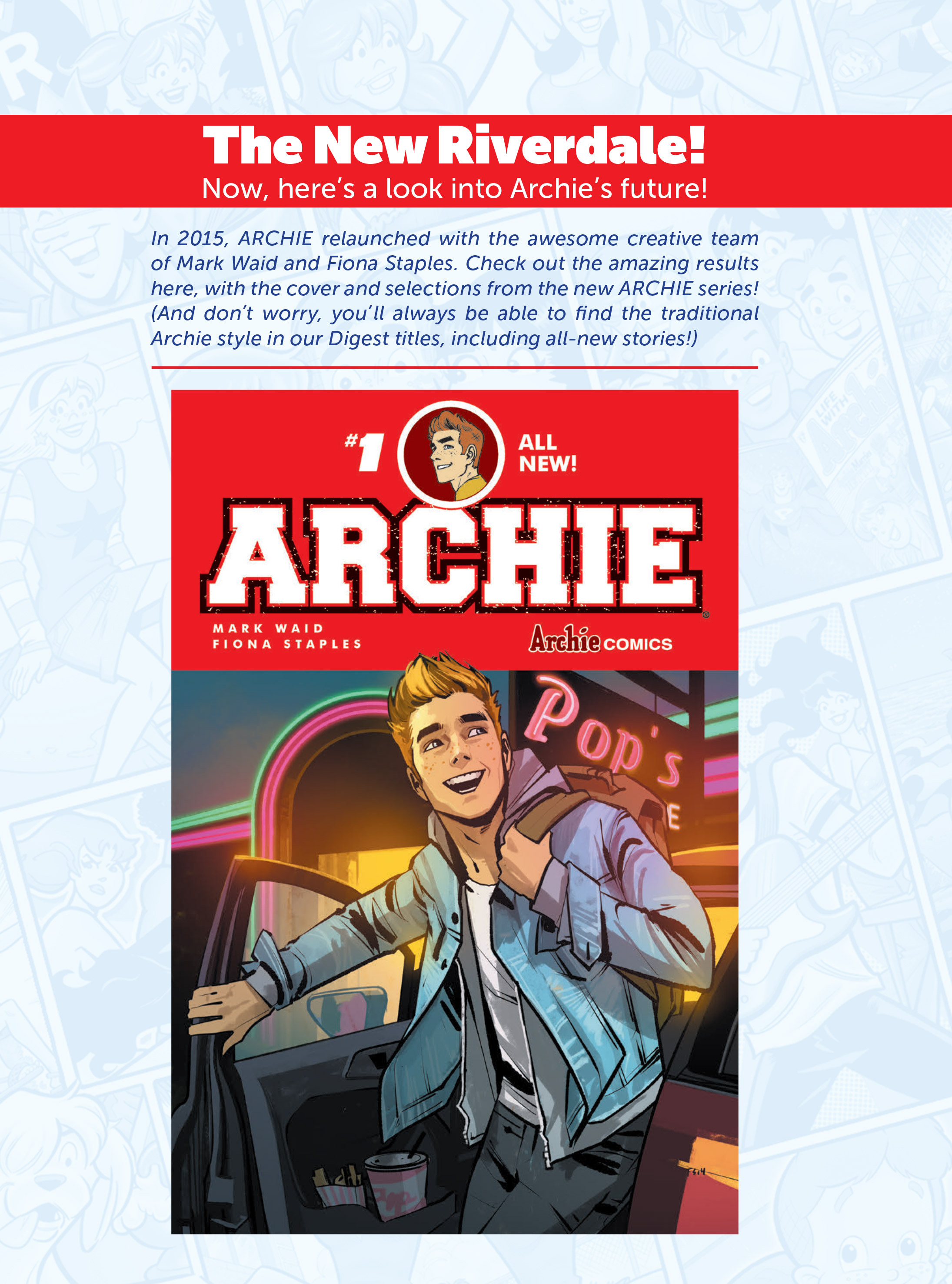 Read online Archie 75th Anniversary Digest comic -  Issue #1 - 208