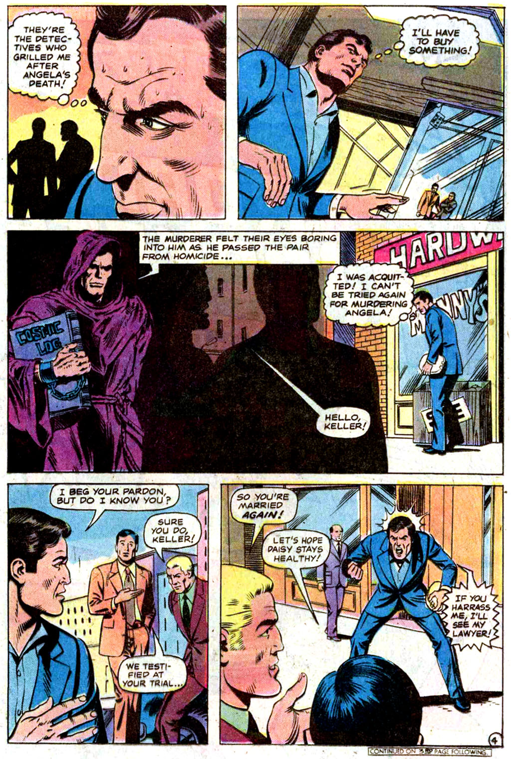 Read online Secrets of Haunted House comic -  Issue #33 - 17