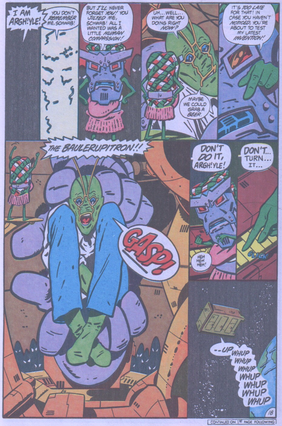 Read online Ambush Bug comic -  Issue #4 - 19
