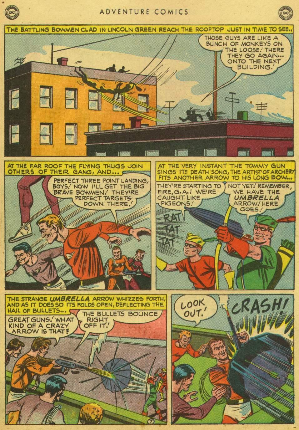 Read online Adventure Comics (1938) comic -  Issue #150 - 45
