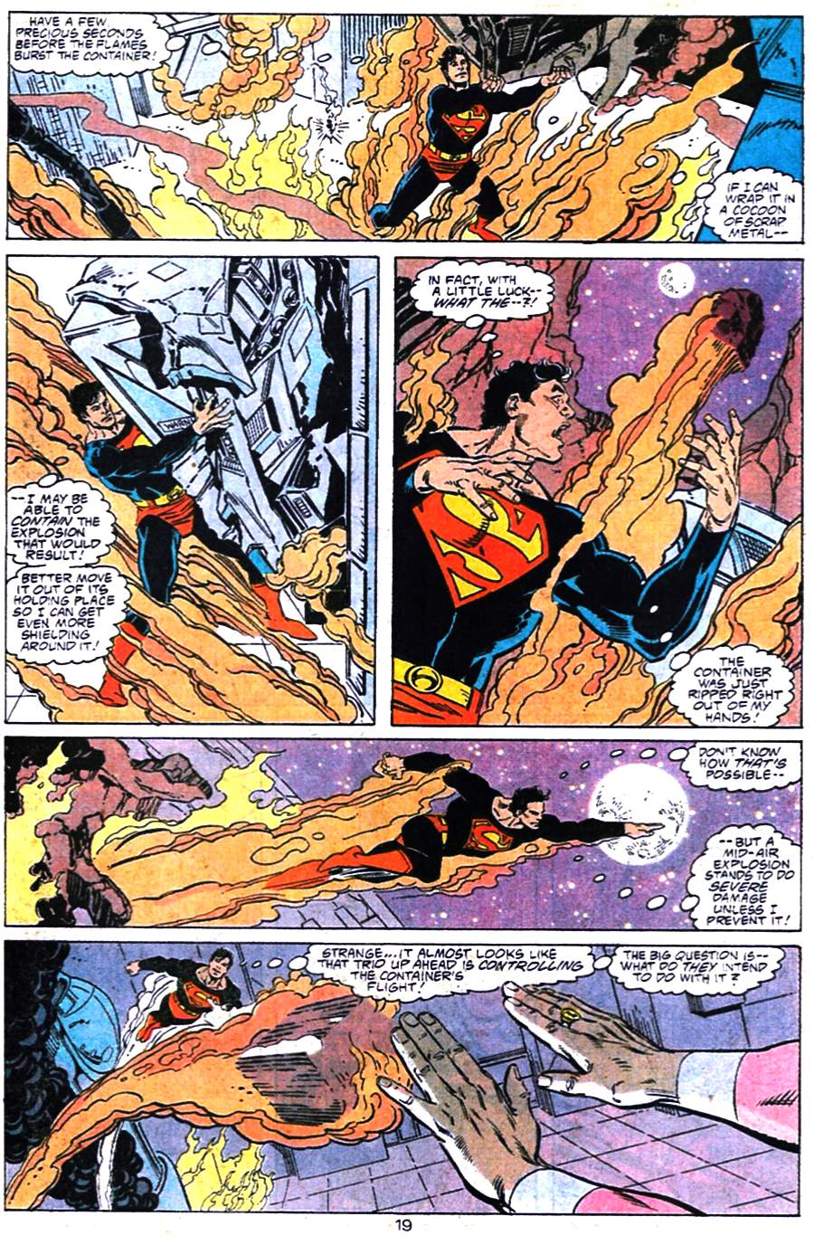 Read online Adventures of Superman (1987) comic -  Issue #476 - 20
