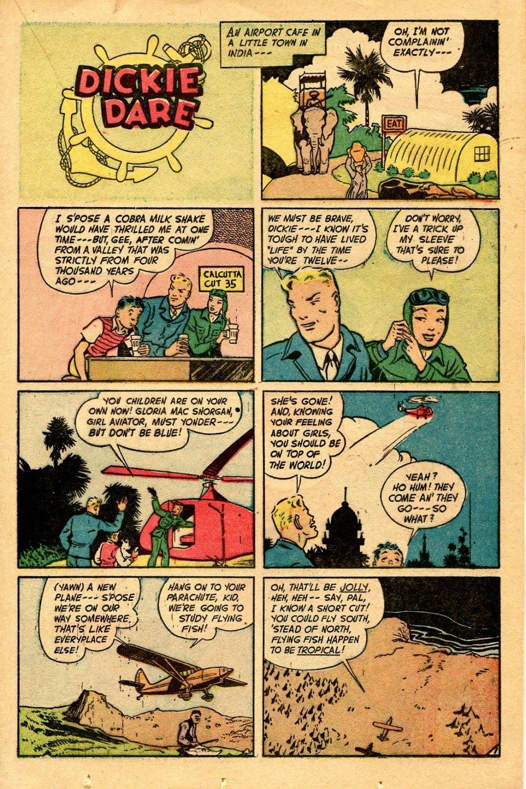 Read online Famous Funnies comic -  Issue #188 - 20