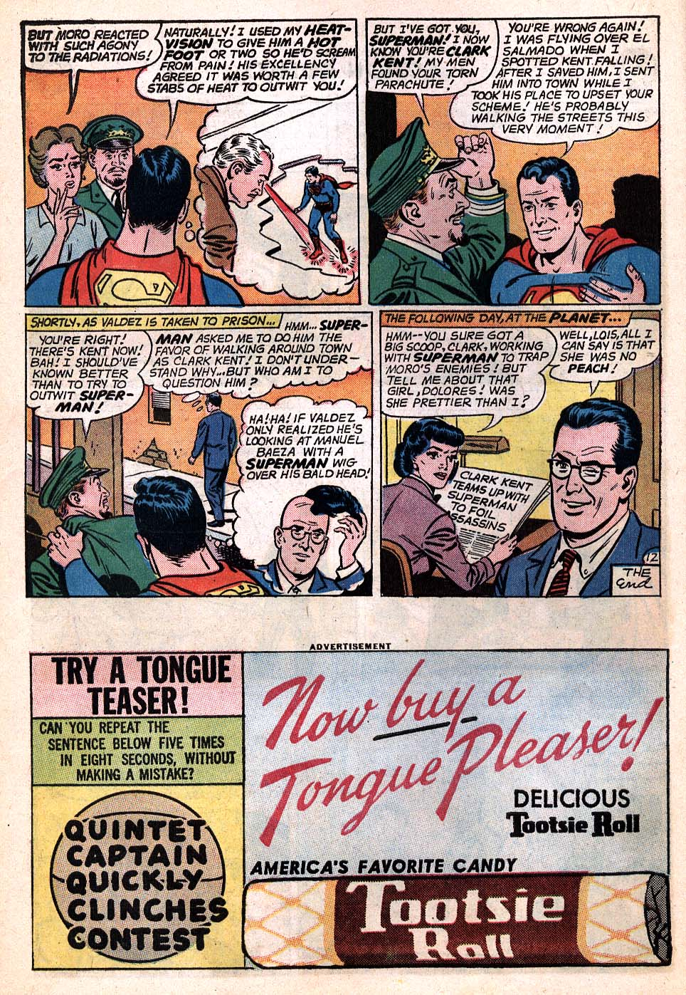 Read online Action Comics (1938) comic -  Issue #306 - 13