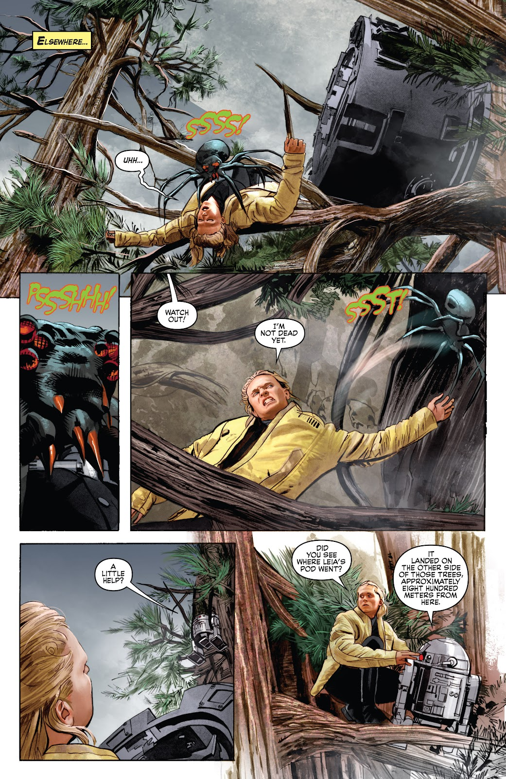 Read online Star Wars Legends: Infinities - Epic Collection comic -  Issue # TPB (Part 5) - 29