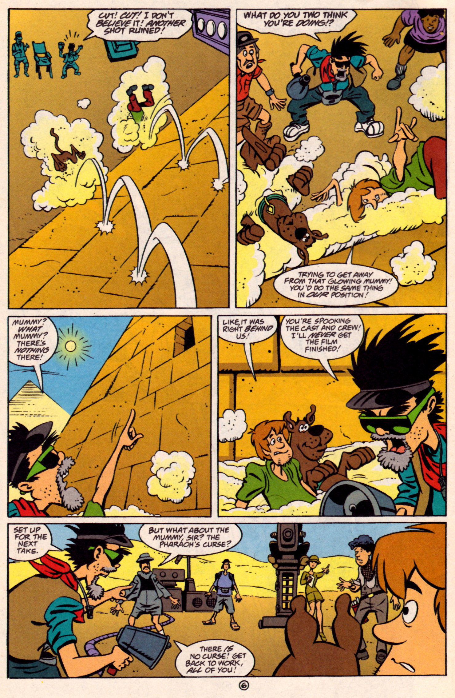 Read online Scooby-Doo (1997) comic -  Issue #32 - 7