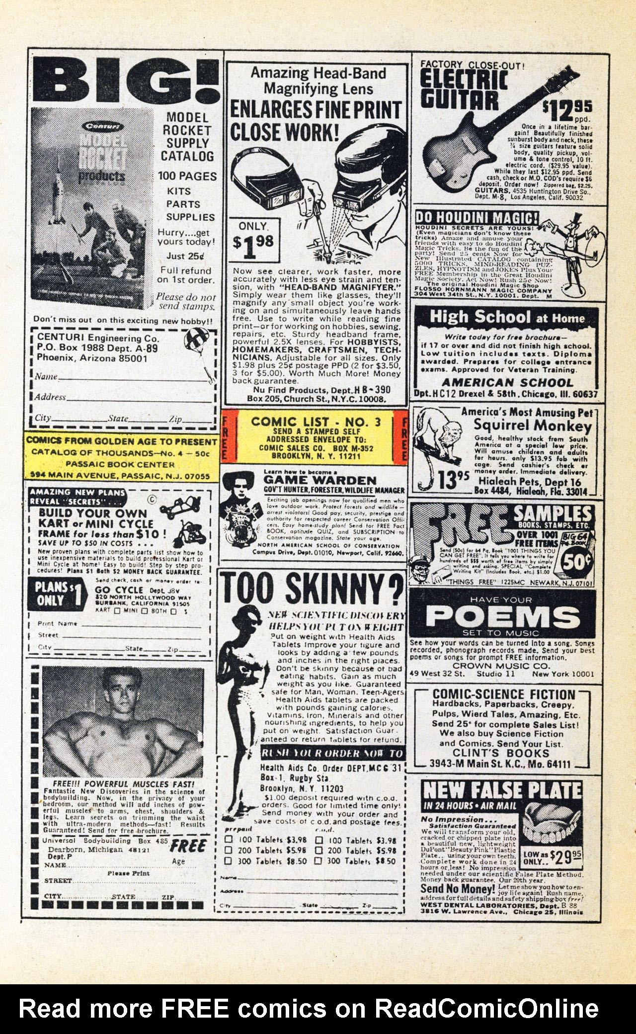 Read online Two-Gun Kid comic -  Issue #94 - 30